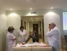«Команда мечты» в санатории «Руш»