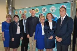 Первый день Евразийского конгресса «Инновации в медицине: образование, наука, практика» прошел